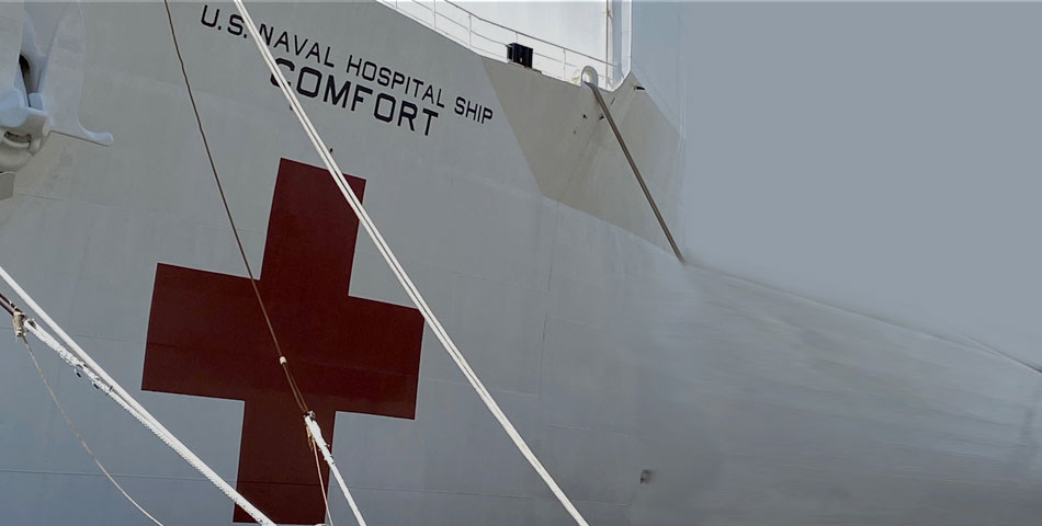 U.S. Navy to Deploy Floating Hospitals with Beckman Coulter Equipment on Board