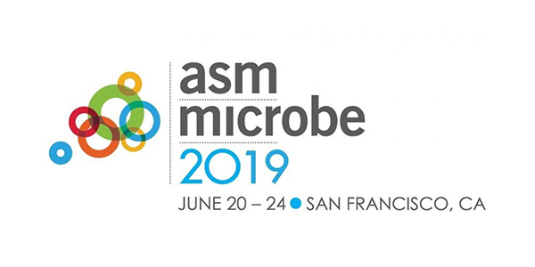 ASM Microbe 2019 - San Francisco, CA