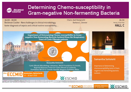 Determining Chemo-susceptibility Tests in Gram-negative Non-fermenting Bacteria