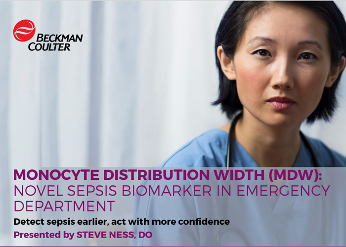 Clinical Utility of a Novel Sepsis Biomarker