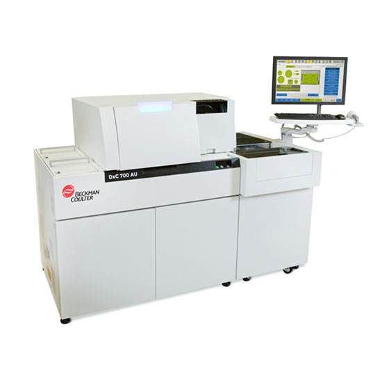 DxC 700 AU Chemistry Analyzer