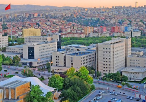 Overview of the Hacettepe University Faculty of Medicine Hospital