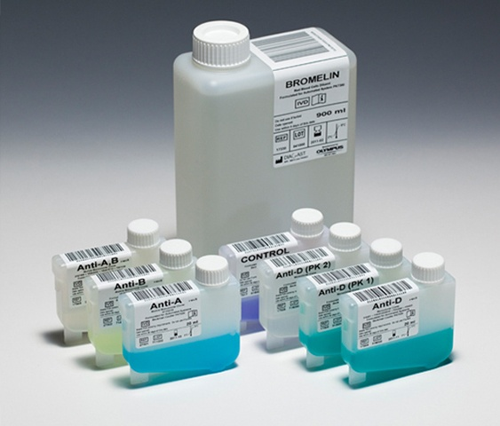 PK®7300 Blood Grouping Reagents