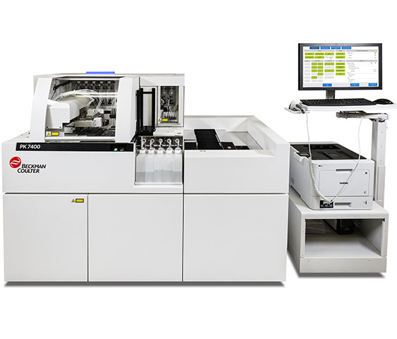 Automated Blood Banking Test Analyzers and Reagents