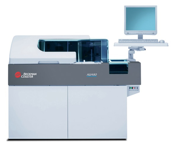 AU480 Clinical Chemistry Analyzer