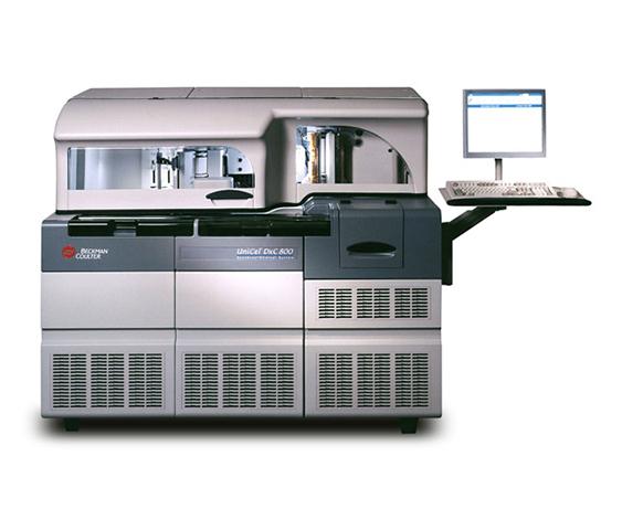 Chemistry Analyzer DxC 800 | Beckman Coulter