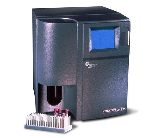 Hematology Analyzer Coulter Ac•T diff | Beckman Coulter