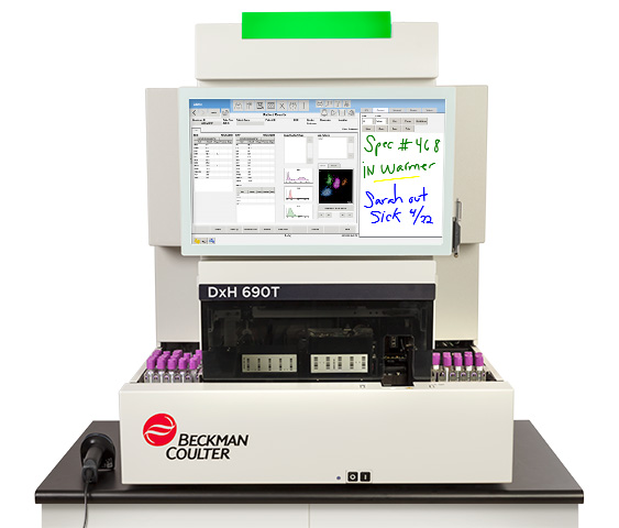 DxH 690T hematology analyzer
