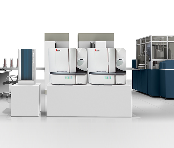 Beckman Coulter microbiology automation systems