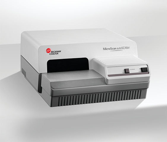 MicroScan autoSCAN-4 Microbiology System   Beckman Coulter