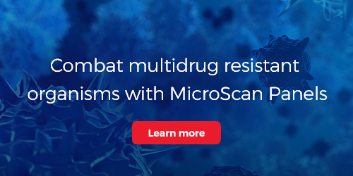Combat multidrug resistant organisms with MicroScan Panels
